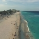 Aerial Footage of Cancun Beach - VideoHive Item for Sale