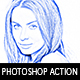 Sketch Photoshop Action - GraphicRiver Item for Sale
