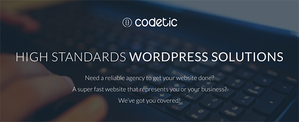Codetic envato banner