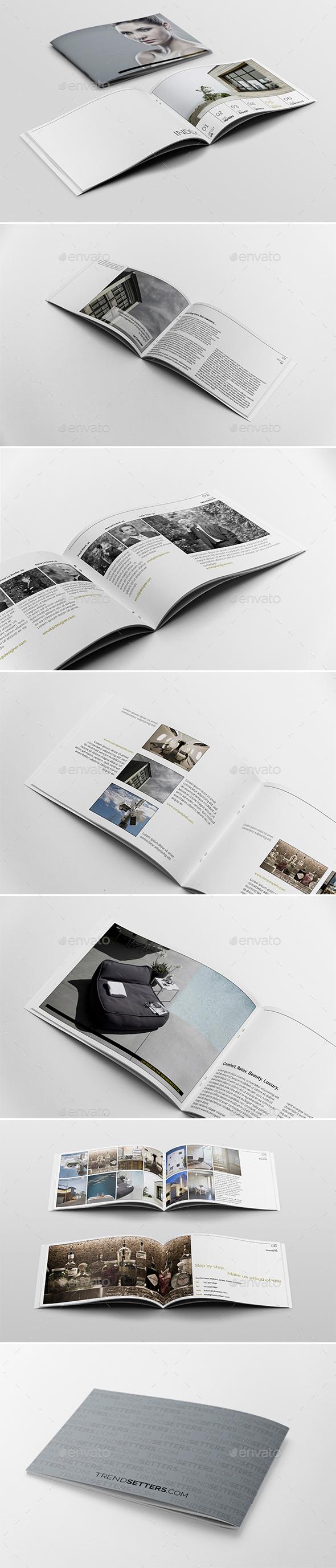 A5 Trend Brochure - Corporate Brochures