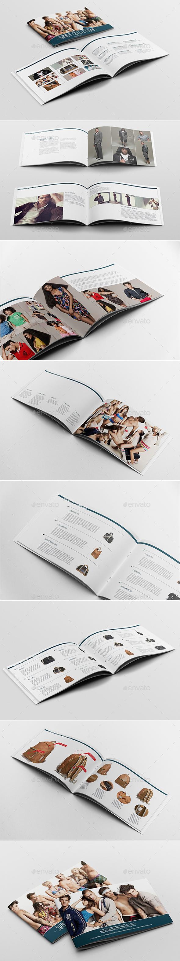 A4 Catalogue / Portfolio - Catalogs Brochures