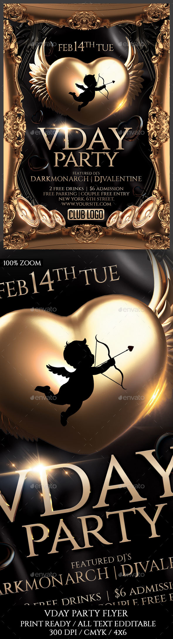 Vday Party - Holidays Events