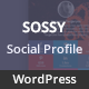 Sossy - Social Profile and Counter for WordPress - CodeCanyon Item for Sale