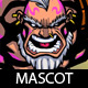 Warrior Cartoon Mascot - GraphicRiver Item for Sale