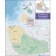 Map of Northwest Territories - GraphicRiver Item for Sale