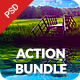 3 in 1 Natural Actions - GraphicRiver Item for Sale