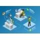 Digital Health Isometric Template
