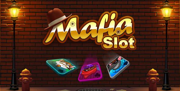 Mafia Slot - CodeCanyon Item for Sale