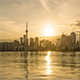 Toronto at Sunset - VideoHive Item for Sale