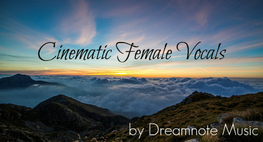 Cinematic Female Vocal Music