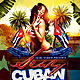 Sexy Cuban Party Flyer Template - GraphicRiver Item for Sale