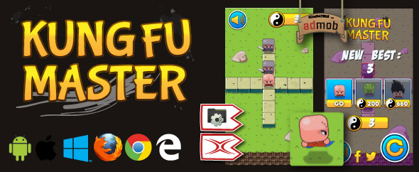 Kung Fu Master - CodeCanyon Item for Sale