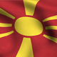 Macedonia Flag Background - VideoHive Item for Sale