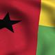 Guinea Bissau Flag Background - VideoHive Item for Sale