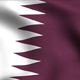 Qatar Flag Background - VideoHive Item for Sale