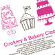 Cookery & Bakery Info Flyer - GraphicRiver Item for Sale