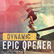 Dynamic Epic Opener - VideoHive Item for Sale