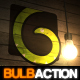 Bulb Action Logo Intro - VideoHive Item for Sale