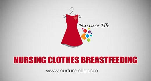 nursing shirts for breastfeeding