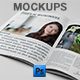 Photorealistic Brochures Mockups Bundle - GraphicRiver Item for Sale