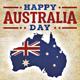 Australia Day Flyer