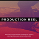 Production Reel l Glitch Promo - VideoHive Item for Sale