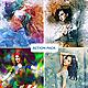Waxer Photoshop Action Bundle - GraphicRiver Item for Sale