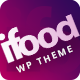 Ifoods-Restaurant And Food WordPress Theme - ThemeForest Item for Sale
