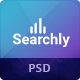 Searchly| Multipage Seo Psd Template Nulled