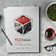 Minimal Company Profile - GraphicRiver Item for Sale