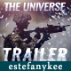 The Universe Cinematic Trailer - VideoHive Item for Sale