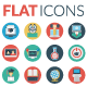 Education and E-learning Icons - GraphicRiver Item for Sale