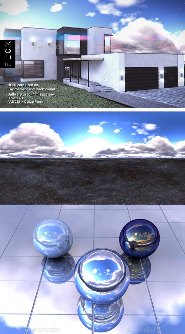 Daylight Desrt 59 - 3DOcean Item for Sale