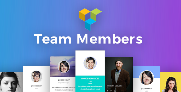Team Members for Visual Composer