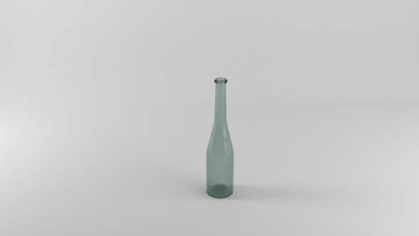 Bottle - 3DOcean Item for Sale