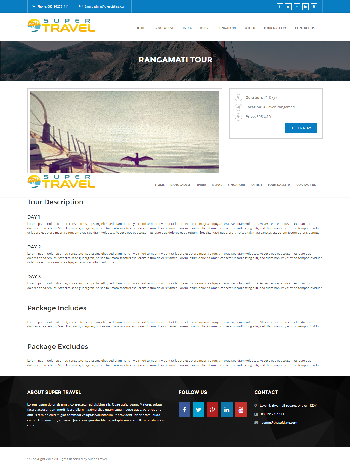 travel and tourism management Tourism management is the leading international journal for all those concerned with the planning and management of travel and tourismtourism.