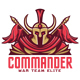 Commander Logo Template - GraphicRiver Item for Sale