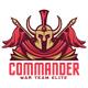 Commander Logo Template - GraphicRiver Item for Sale