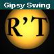Happy Gipsy Swing Logo