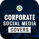 Corporate Social Media Pack - GraphicRiver Item for Sale