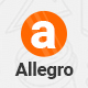 Pts Allegro - Advanced Multipurpose Responsive Prestashop Theme Nulled