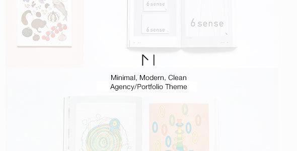 Morella – Agency/Portfolio Minimal Theme