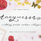 Anniversa - Wedding Font - GraphicRiver Item for Sale