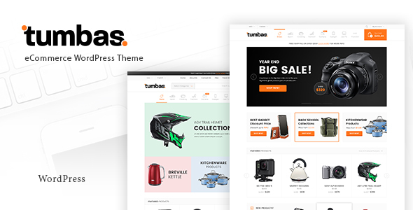 Tumbas – Responsive Woocommerce WordPress Theme