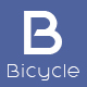 Bicycle Sans - GraphicRiver Item for Sale