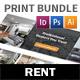 Rent Print Bundle - GraphicRiver Item for Sale