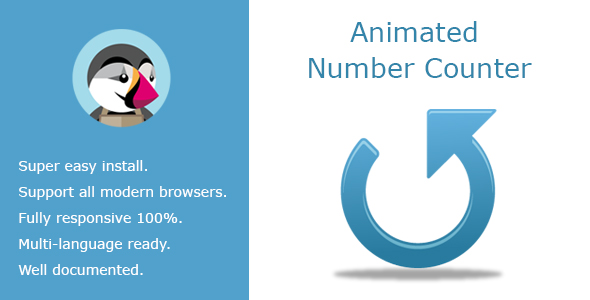 Animated Number Counter - CodeCanyon Item for Sale
