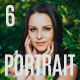 6 Portrait Lightroom Presets - GraphicRiver Item for Sale