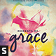 Moments of Grace Church Flyer - GraphicRiver Item for Sale