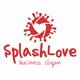 Splash Love Photo Logo - GraphicRiver Item for Sale
